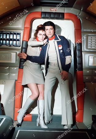 'Destination Moonbase-Alpha'  TV Film - 1978 -   Catherine Schell, Tony Anholt.