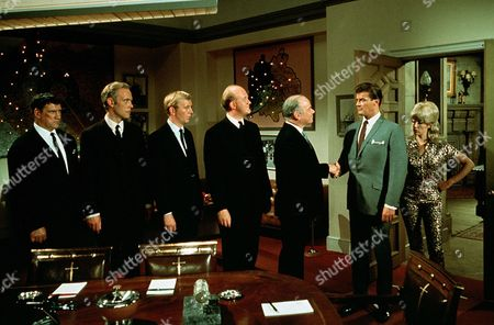 Stock Image of 'The Fiction Makers'  - Philip Locke, Nicholas Smith, Kenneth J Warren and Roger Moore