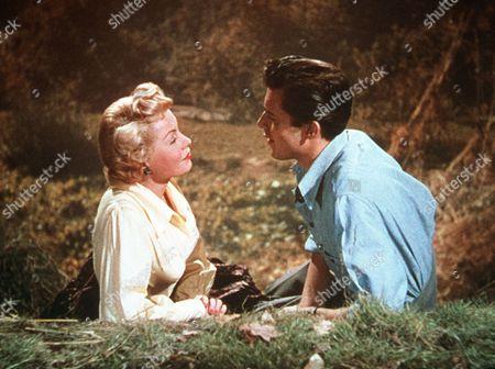 'Penny Princess'  Film - 1952 -   Dirk Bogarde, Yolande Donlan.
