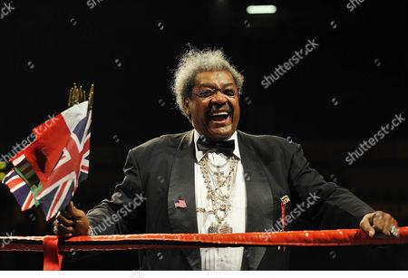 Boxing promoter, Don King
