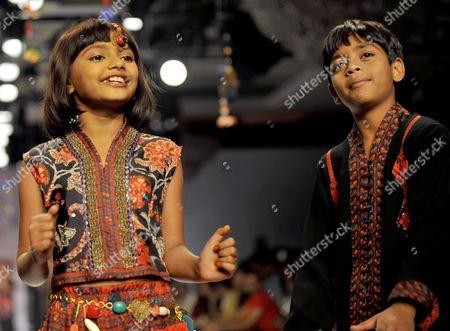 Rubina Ali Qureshi and Azharuddin Ismail, of Slumdog Millionaire