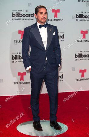 Editorial picture of 2017 Billboard Latin Music Awards, Arrivals, Miami, USA - 27 Apr 2017