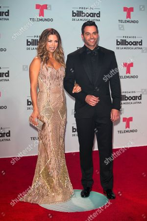 Editorial photo of 2017 Billboard Latin Music Awards, Arrivals, Miami, USA - 27 Apr 2017