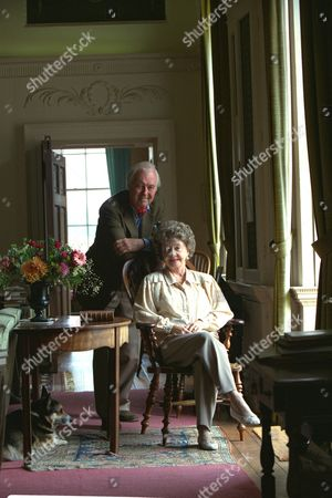Actress Dulcie Gray & Husband Michael Denison Michael Denison Died On 22/07/1998