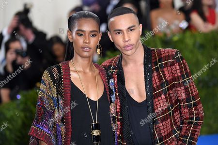Ysaunny Brito, Olivier Rousteing