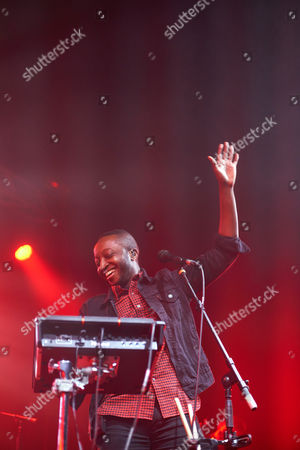 Editorial picture of Rationale in concert at Electric Brixton, London, UK - 27 Apr 2017
