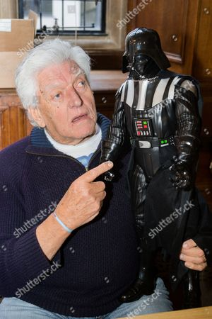 David Prowse MBE, played Darth Vader