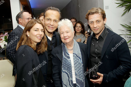 Editorial picture of Sofia Coppola hosts a special screening for her mother Eleanor Coppola's film, Sony Pictures Classics' 'Paris Can Wait', New York, USA - 27 Apr 2017
