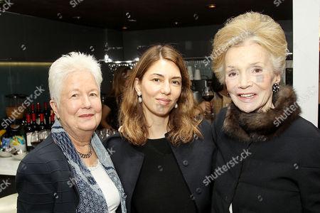 Eleanor Coppola, Sofia Coppola, Lee Radziwill