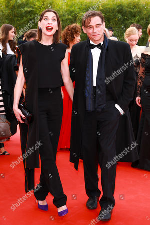 Christiane Paul and Martin Feifel