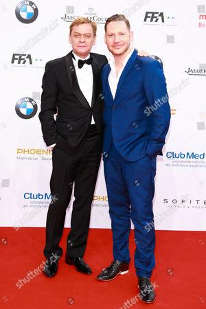 Sylvester Groth and Marco Kreuzpaintner