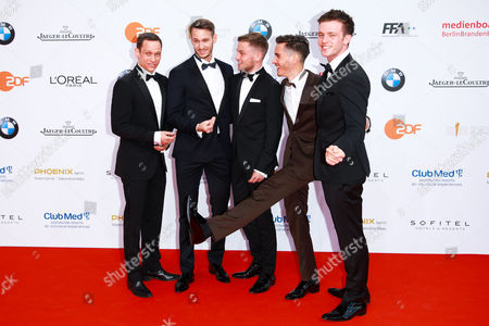 Editorial picture of German Film Awards, Berlin, Germany - 28 Apr 2017