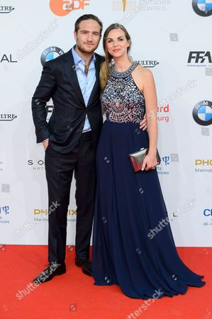 Editorial image of German Film Awards, Berlin, Germany - 28 Apr 2017