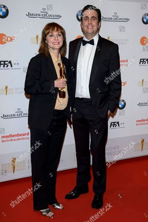 Maren Ade and Bastian Pastewka