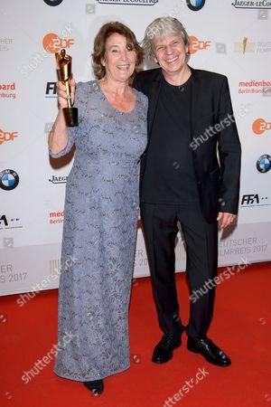 Monika Schindler and Andreas Dresen