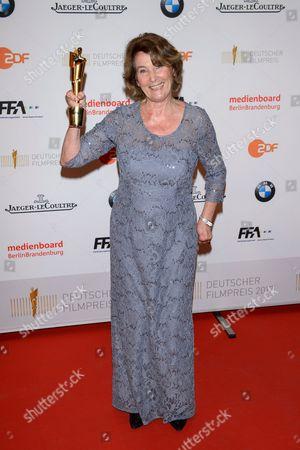 Editorial photo of German Film Awards, Berlin, Germany - 28 Apr 2017