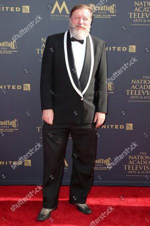 Editorial image of Daytime Creative Arts Emmy Awards Gala, Arrivals, Los Angeles, USA - 28 Apr 2017