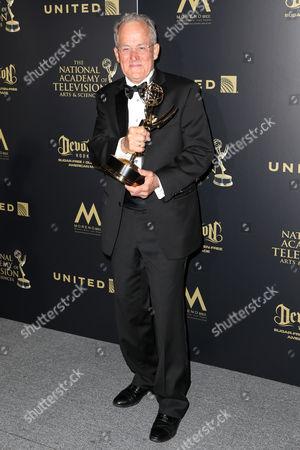 Editorial image of Daytime Creative Arts Emmy Awards Gala, Press Room, Los Angeles, USA - 28 Apr 2017