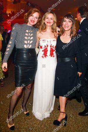 Inga Busch, Stefanie Stappenbeck and Anneke Kim Sarnau