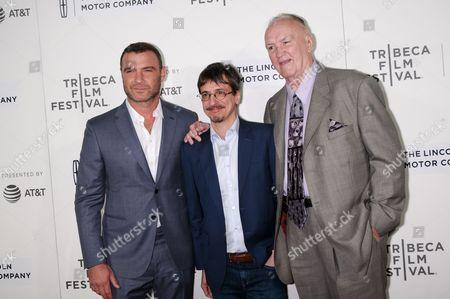 Stock Image of Liev Schreiber, Philippe Falardeau, Chuck Wepner