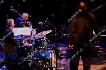 Kendall Kay, Bruce Lett and Ernie Watts