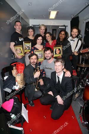 Editorial picture of 'Employee of the Month', Joe's Pub, New York, USA - 28 Apr 2017