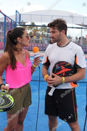 Valentina Patruno and David Chocarro