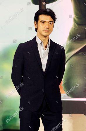 Editorial picture of Japan Kaneshiro, Taipei, Taiwan - 29 Apr 2017