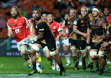 Liam Messam of the Chiefs during the Round 10 Super Rugby match between the Chiefs and the Sunwolves at Waikato Stadium in Hamilton, New Zealand, 29 April 2017.