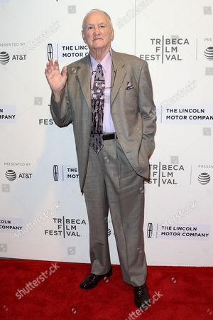 Editorial image of 'Chuck' film screening, Arrivals, Tribeca Film Festival, New York - 28 Apr 2017
