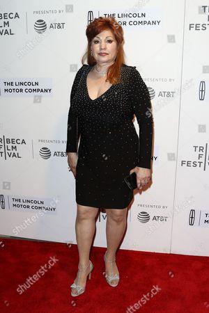 Editorial photo of 'Chuck' film screening, Arrivals, Tribeca Film Festival, New York - 28 Apr 2017