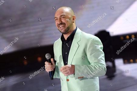 Editorial picture of 'I Migliori Anni' TV show, Rome, Italy - 28 Apr 2017