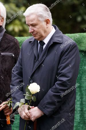 Editorial photo of Michael Ballhaus funeral, Berlin, Germany - 29 Apr 2017