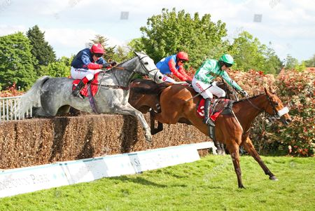 Shantou Village (3) ridden by Noel Fehily beating Brother Tedd 1st The bet365 Josh Gifford Novices' H'cap Steeple Chase at Sandown Park