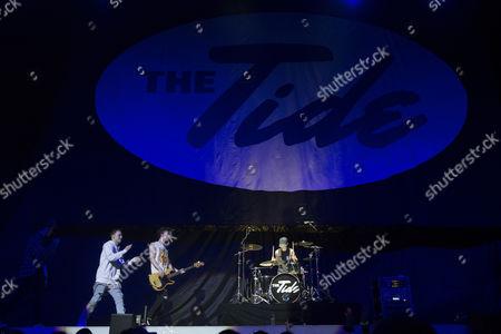 The Tide - Austin Corini, Drew Dirksen, Levi Jones and Nate Parker