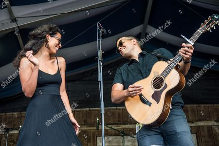 JOHNNYSWIM - Amanda Sudano and Abner Ramirez