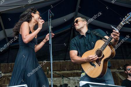 JOHNNYSWIM - Amanda Sudano and Abner Ramirez