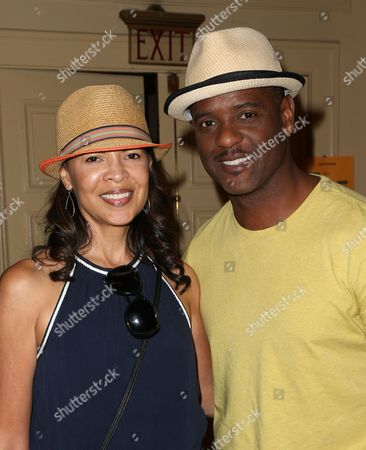 Blair Underwood, Desiree DaCosta