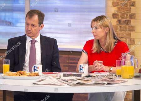 Alastair Campbell and Camilla Cavendish