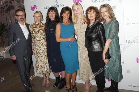 Naomi Watts, Gaby Dellall, Elle Fanning, Susan Sarandon, Linda Emond