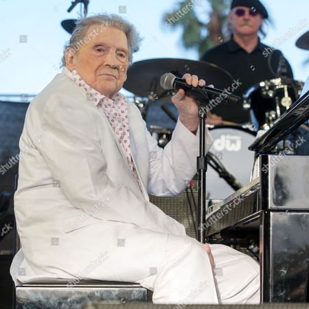 Stock Image of Jerry Lee Lewis