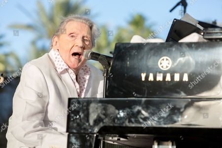 Stock Picture of Jerry Lee Lewis