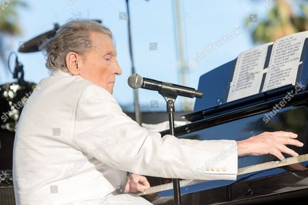 Stock Photo of Jerry Lee Lewis