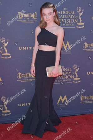 Editorial image of Daytime Emmy Awards, Arrivals, Los Angeles, USA - 30 Apr 2017