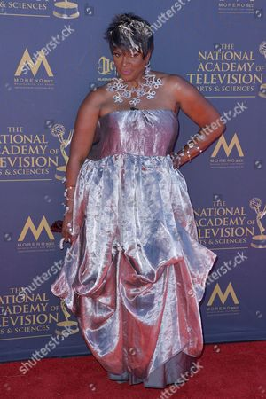 Editorial picture of Daytime Emmy Awards, Arrivals, Los Angeles, USA - 30 Apr 2017