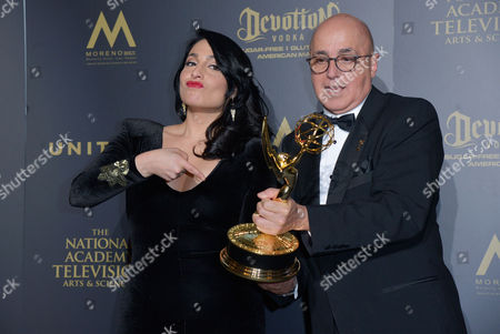 Alejandra Oraa and Eduardo Suarez