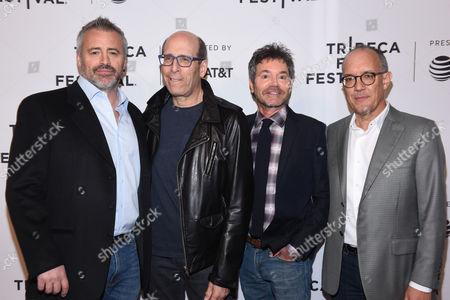 Matt LeBlanc, David Crane, Jeffrey Klarik