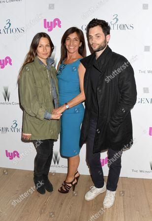 Editorial photo of '3 Generations' film screening, Arrivals, New York, USA - 30 Apr 2017