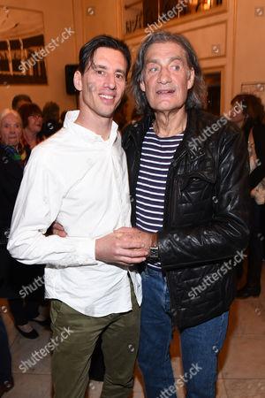 Winfried Glatzeder and Sohn Robert Glatzeder