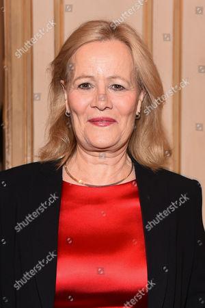 Stock Photo of Claudia Rieschel